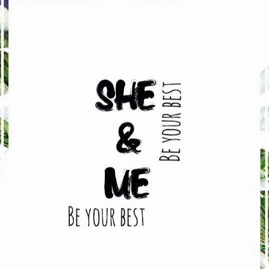 She & Me _Thời Trang Nữ Unisex