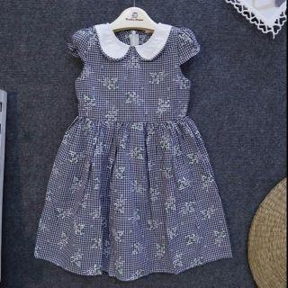 Đầm cổ sen đại 7-12t(22-37ky) giá 168k