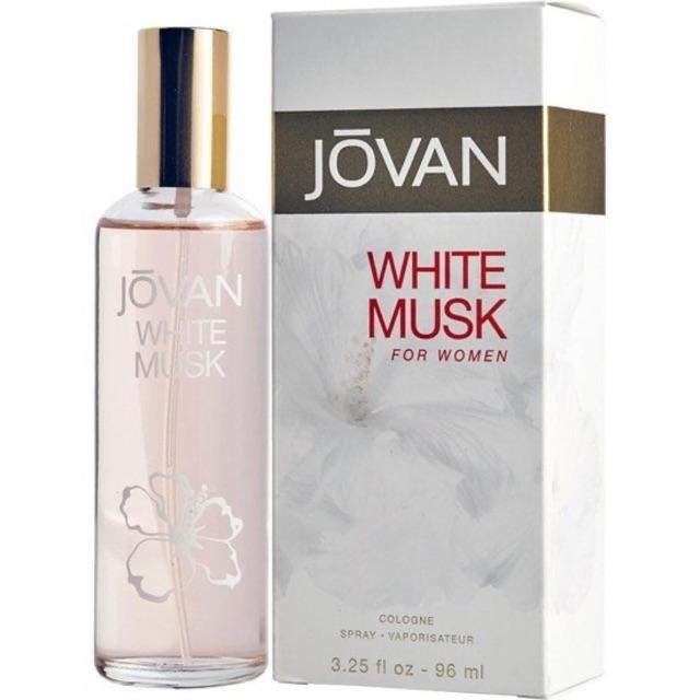 Nước Hoa Nữ Jovan White Musk 96Ml Cologne Spray cao cấp