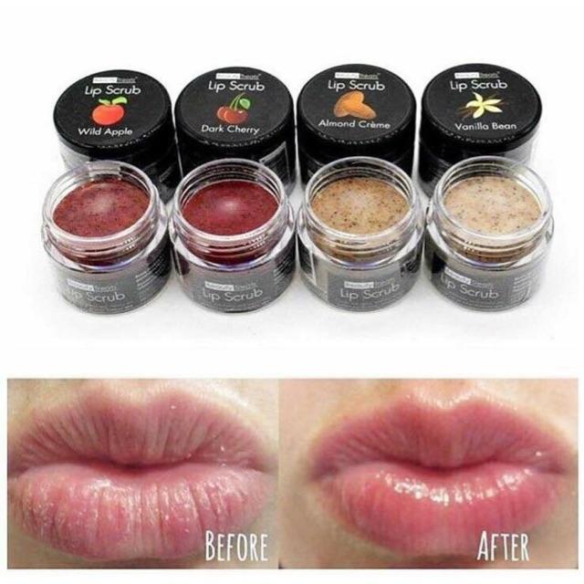 Tẩy da chết môi Beauty Treats