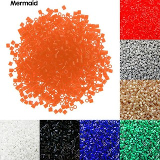 1000 Pcs 5mm Beads for Kids Children Educational Fun DIY Crafts Toy Gift
