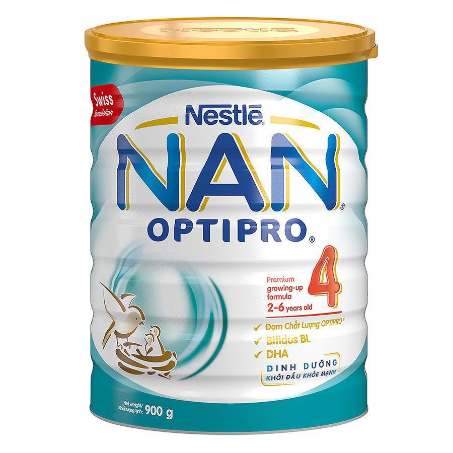 Sữa Bột Nestle NAN Optipro 4 (900g) - 3569363 , 1338053518 , 322_1338053518 , 395000 , Sua-Bot-Nestle-NAN-Optipro-4-900g-322_1338053518 , shopee.vn , Sữa Bột Nestle NAN Optipro 4 (900g)