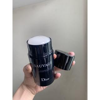 Lăn Khử Mùi nước hoa Dior Sauvage 75g