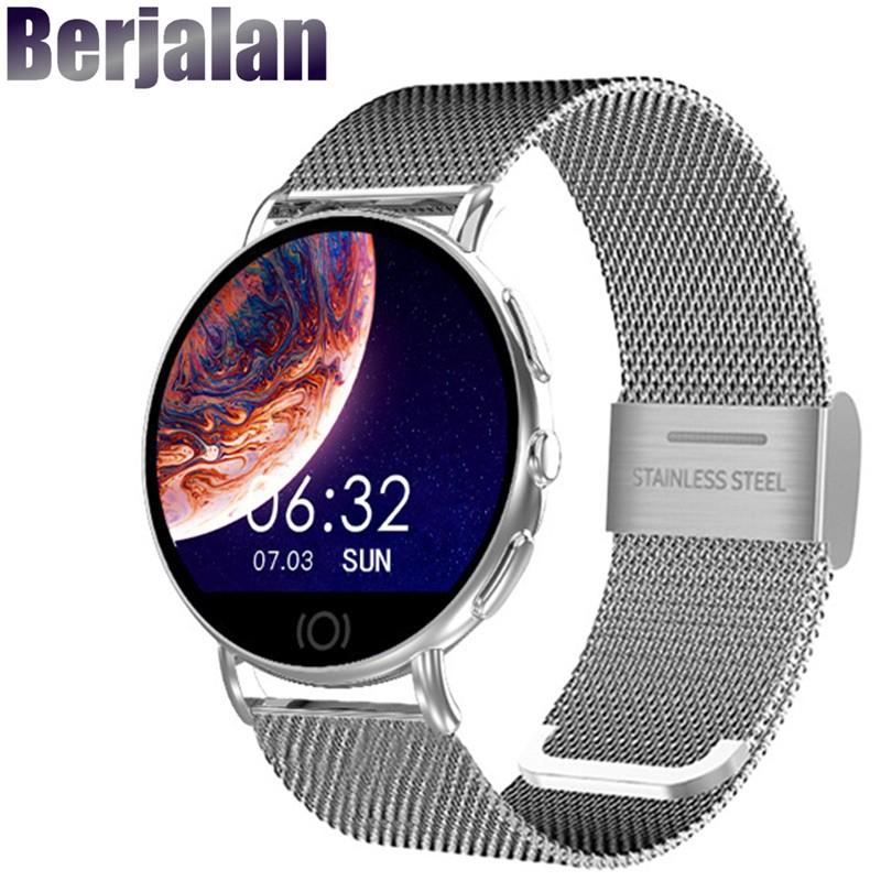 Chất lượng cao Đồng hồ thông minh IP67 Vòng đeo tay thể thao chống nước Bluetooth Máy đo nhịp tim Bluetooth Theo dõi huyết áp cho ios Android Berjalan (BSW33)