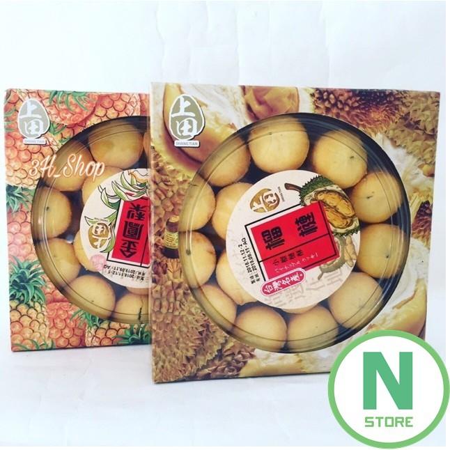 Bánh dứa bánh bông lan dứa 470G hàng Đài Loan