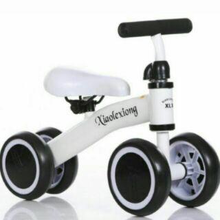 Xe chòi chân / đẩy chân vận động xiaolexong