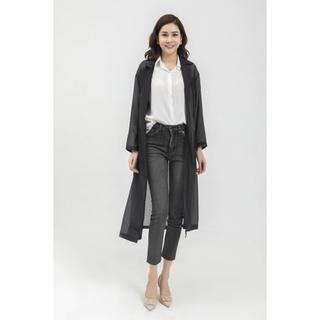 Áo choàng đen thiết kế Elise thumbnail