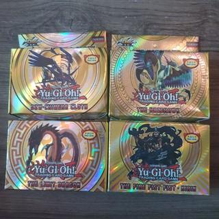 Thẻ bài yugioh có 4 mẫu khác nhau hàng thanh lý giá rẻ thumbnail