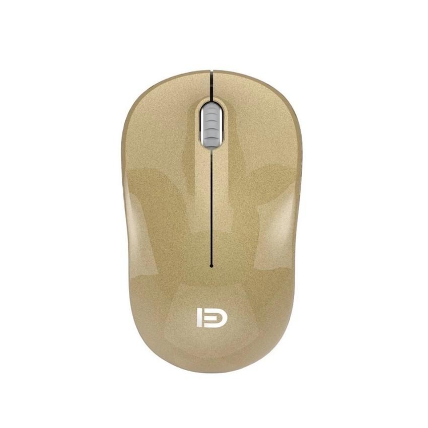 Chuột không dây Forter V3 (Vàng)