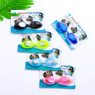 Kính Bơi Trong Suốt Bảo Vệ Mắt Cho Bé