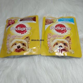 Pate cho chó Pedigree - Thức ăn cho chó thumbnail