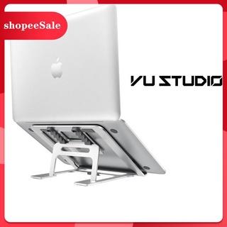 (Hàng Mới Về) Giá đỡ laptop nhôm tản nhiệt có thể gấp gọn SH004 P2 kích thước lớn thumbnail