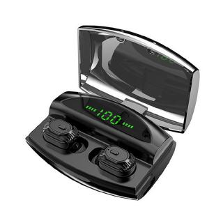 Tai Nghe Vitog XG20 Bluetooth 5.0 Không Dây TWS Chống Nước Có Đèn LED