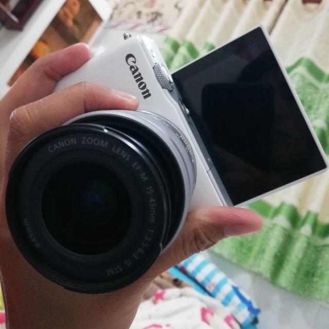 Canon EOS M10 kit 15-45 bh LBM đến 4/2021