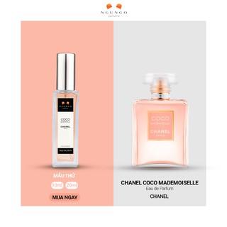 Nước hoa Chanel Coco Mademoiselle Eau de Parfum [mẫu dùng thử] thumbnail
