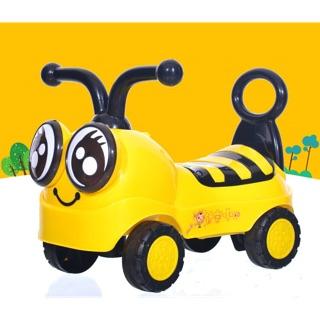 Xe đẩy chòi chân trẻ em hình con ong