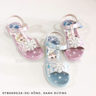 (Size 24-35) Sandal bé gái công chúa Elsa DTB 069511
