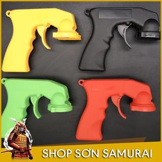 Súng hỗ trợ sơn xịt - Súng phun sơn xịt Samurai thumbnail