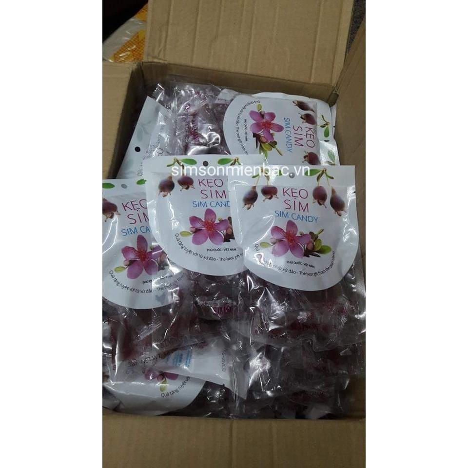 Kẹo Sim đặc sản Phú Quốc bổ máu tốt cho tiêu hóa