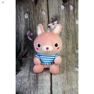[ENDOW]Gấu bông Oenpe thỏ hồng đáng yêu mặc áo siêu cute