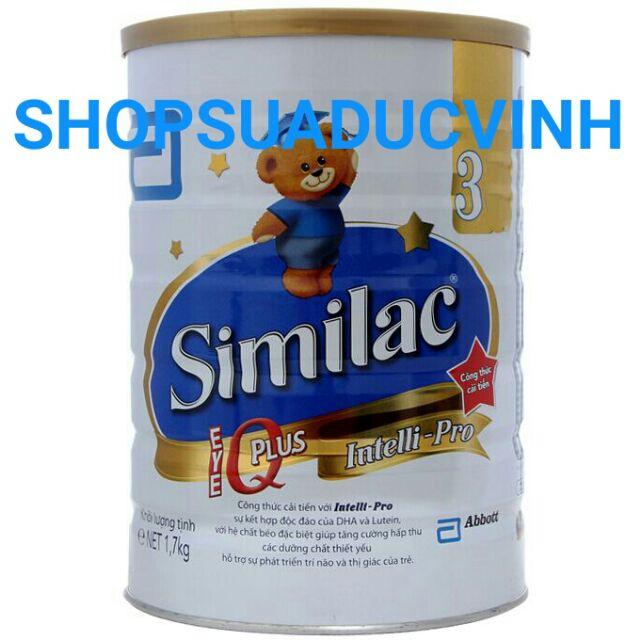 Sữa bột Abbott Similac 3 1.7kg date 12/2019 - 2523081 , 14615826 , 322_14615826 , 739000 , Sua-bot-Abbott-Similac-3-1.7kg-date-12-2019-322_14615826 , shopee.vn , Sữa bột Abbott Similac 3 1.7kg date 12/2019