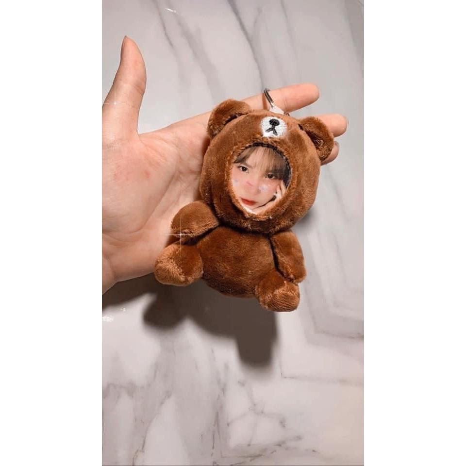 Gấu Bông Gắn Ảnh Mình Vào Hottrend 2020