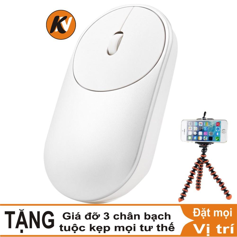 Combo Chuột không dây bluetooth Xiaomi Mi Mouse, MiMouse (Bạc) - Hàng chính hãng + Giá đỡ 3 chân bạc - 3535609 , 1243596421 , 322_1243596421 , 400000 , Combo-Chuot-khong-day-bluetooth-Xiaomi-Mi-Mouse-MiMouse-Bac-Hang-chinh-hang-Gia-do-3-chan-bac-322_1243596421 , shopee.vn , Combo Chuột không dây bluetooth Xiaomi Mi Mouse, MiMouse (Bạc) - Hàng chính hãng +