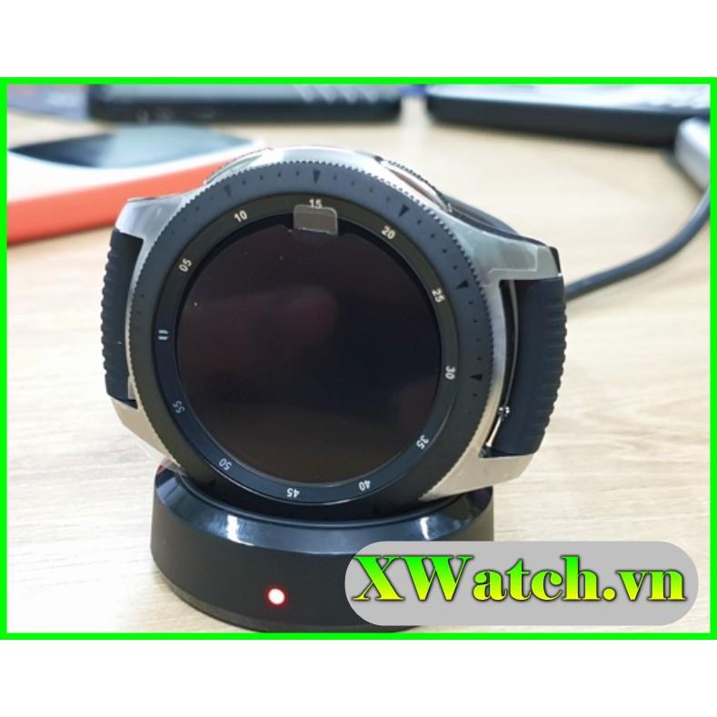 Đế sạc thay thế Samsung Gear S3 Frontier và Classic chuẩn SIKAI