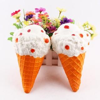 Đồ chơi bóp hình cây kem có mùi thơm giúp giải tỏa căng thẳng squishy