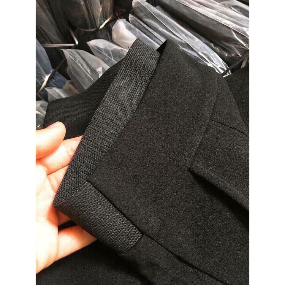 Quần Baggy Lưng Chun Form Chuẩn   BigBuy360