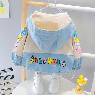 Áo khoác trẻ em thời trang xuân thu dành cho bé trai và bé gái