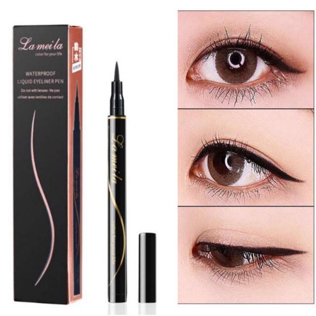 Bút Kẻ Mắt Nước Lameila Waterproof Liquid Eyeliner Pen
