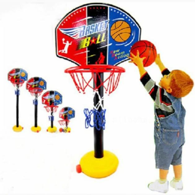 Đồ chơi bóng rổ cao cấp cho bé
