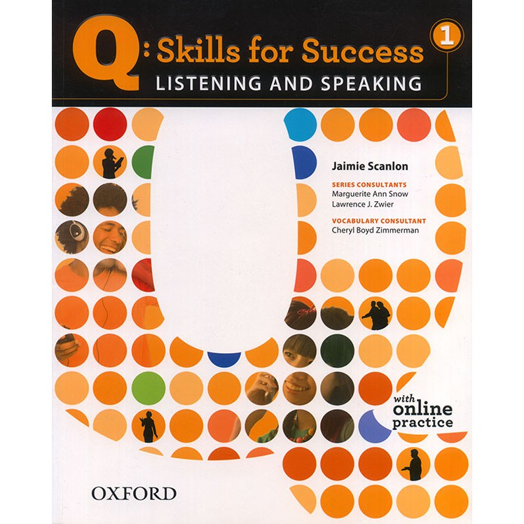 Sách - Q:Skills for Success 1 - Listening and Speaking