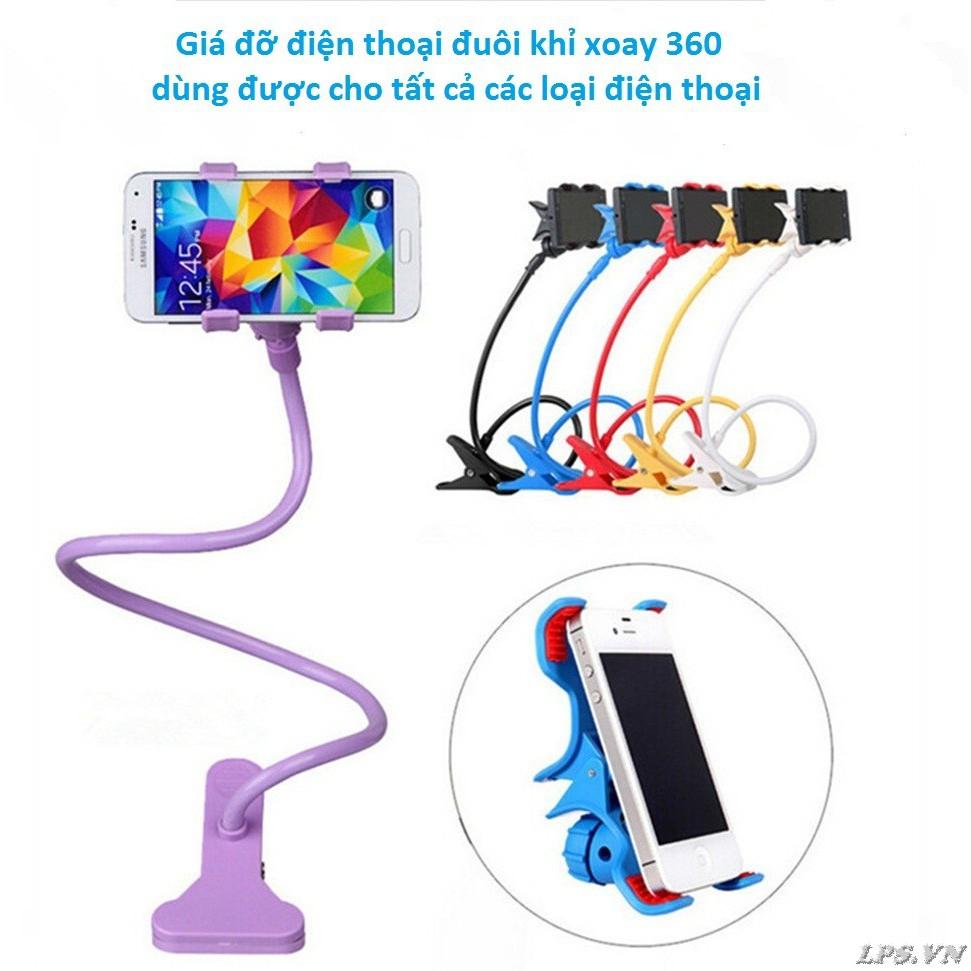 Giá đỡ kẹp điện thoại đuôi khỉ - 2908605 , 772397611 , 322_772397611 , 19000 , Gia-do-kep-dien-thoai-duoi-khi-322_772397611 , shopee.vn , Giá đỡ kẹp điện thoại đuôi khỉ