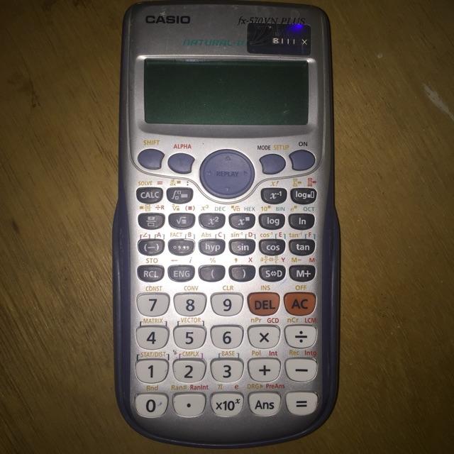 Máy tính casio fx570VN PLUS - 13748456 , 1373917827 , 322_1373917827 , 300000 , May-tinh-casio-fx570VN-PLUS-322_1373917827 , shopee.vn , Máy tính casio fx570VN PLUS
