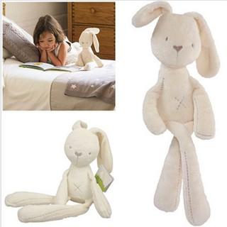 Búp bê thỏ trắng mamamiya&papas cao cấp
