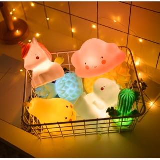 Đèn ngủ mini/ đèn led không dây