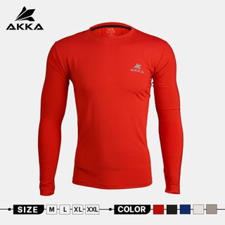 [Mã SOADO1212 Hoàn 100% - Tối đa 10k xu đơn 50k] [Nhiều màu] Áo giữ nhiệt BODY AKKA thể thao nam thumbnail