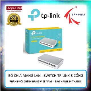 Bộ Chia Mạng LAN – Switch TP-LINK 8 cổng TL-SF1005D [Chính Hãng Bảo Hành 24 Tháng]