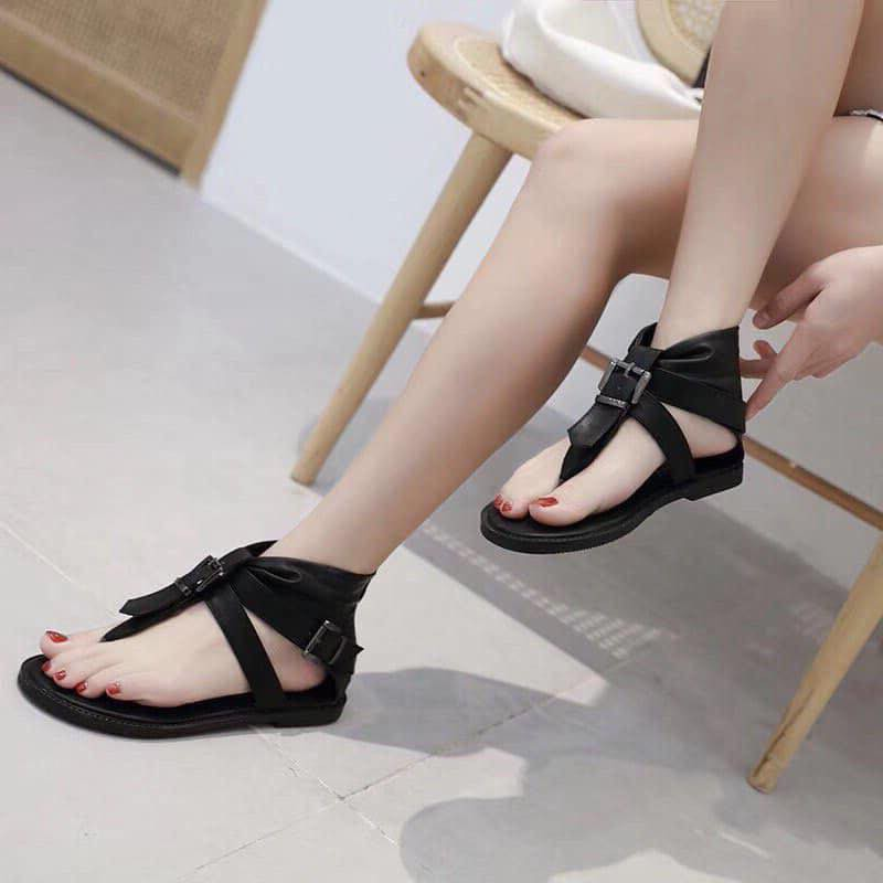 Sandal chiến binh da mềm siê