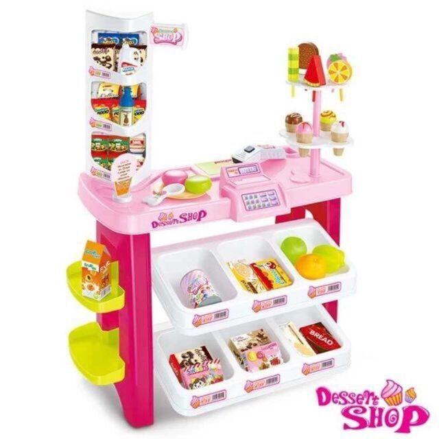 Quầy siêu thị bán kem cỡ lớn 668-19