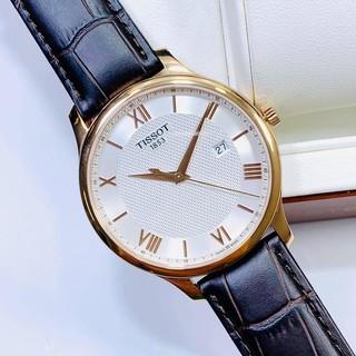 Đồng hồ nam ⌚️ Tissot Tradition T063.610.36.038.00 (T0636103603800) dành cho Nam .