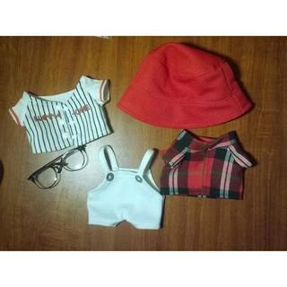 Outfit búp bê doll 20cm