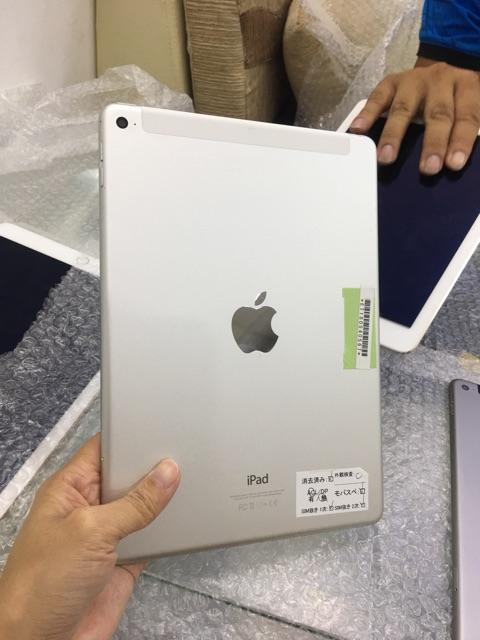 ⚠️⚠️[CHÍNH HÃNG] IPAD AIR 2 16Gb 4G Wifi - Nguyên zin 100% Bao đẹp