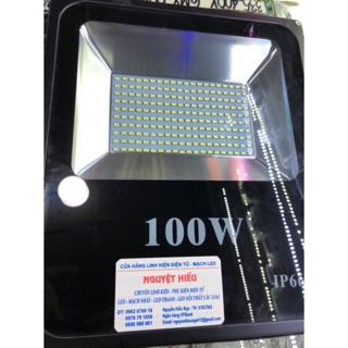 [VM] – Đèn pha led IP66 100W loại nhiều bóng.