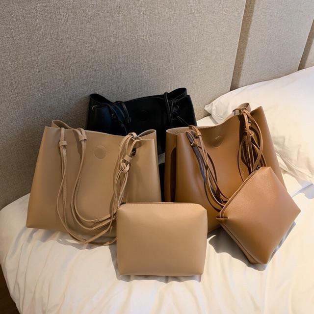 Túi xách nữ size lớn phiên bản hàn quốc kiểu dáng đơn giản