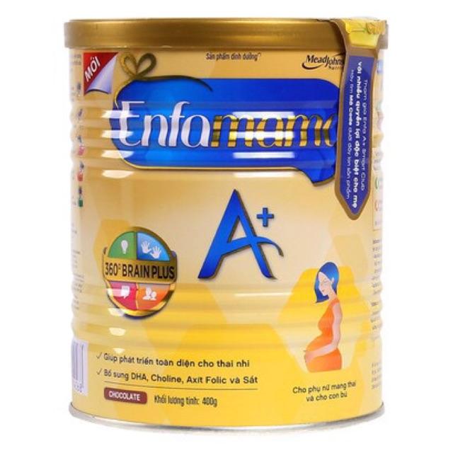 Sữa Enfamama 400g vani & chocolate
