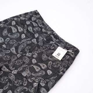 Hình ảnh Quần Jeans Suông Paileys unisex N7 Basic nam nữ ống rộng oversize phong cách Hàn Quốc ulzzang-7