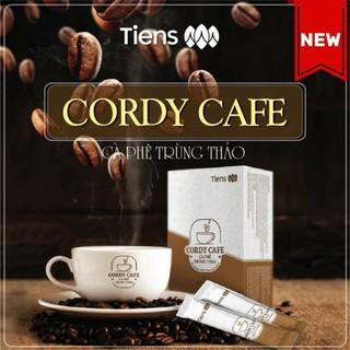 Cafe trùng thảo Tiens